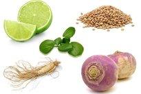 Alimentos ligeiramente alcalinos