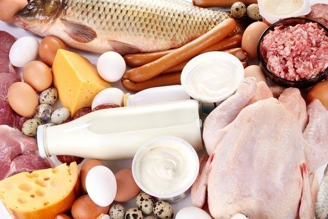 alimentos pobres en carbohidratos