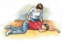 Primeiros socorros em caso de parada cardíaca