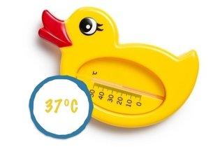 Temperatura da água do banho