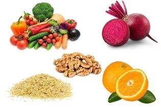 Alimentos antioxidantes de origem biológica