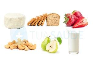 Alimentos saudáveis para consumir em lanches