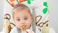 Alimentação do bebê aos 7 meses