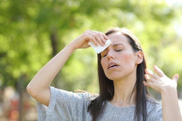 Saiba quais são os Sintomas de insolação