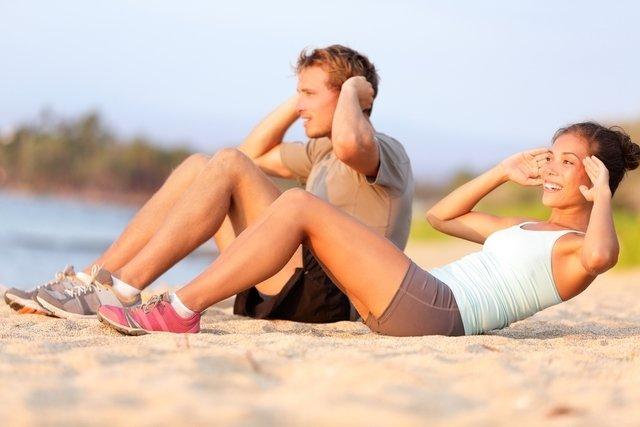 8 melhores exercícios para perder barriga rápido