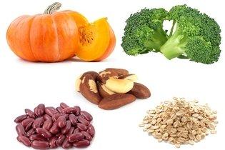 Outros alimentos ricos em Ácido Glutâmico