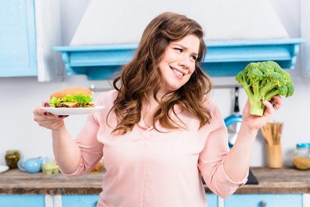 Cómo calcular las calorías de los alimentos y cuántas ingerir por día