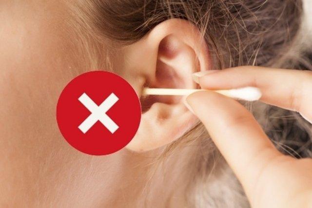 Como lavar o ouvido com seringa