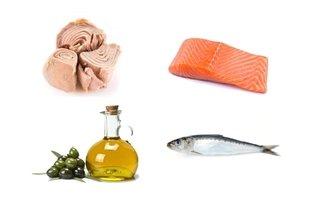 Peixes e azeite são alimentos anti-inflamatórios
