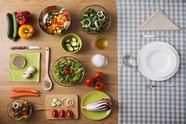Como fazer a dieta das 1200 calorias (hipocalórica)