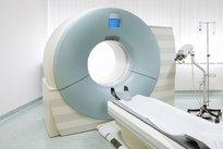 Exame de ressonância magnética
