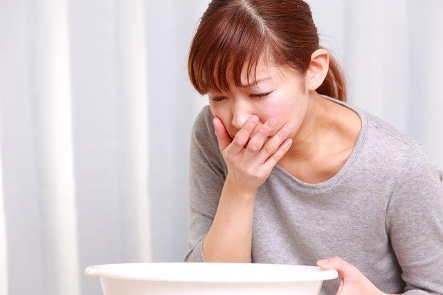 Tratamento para intoxicação alimentar