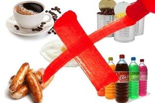 Alimentos que devem ser evitados na TPM