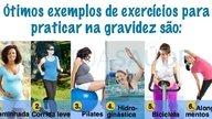 7 Ejercicios para practicar durante el embarazo