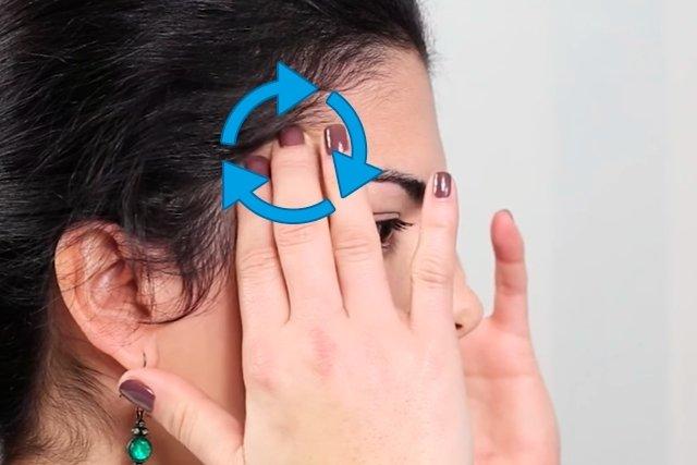 3 Passos para aliviar a Dor de Cabeça com Massagem