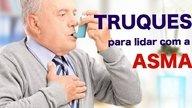 Truques para lidar com a asma