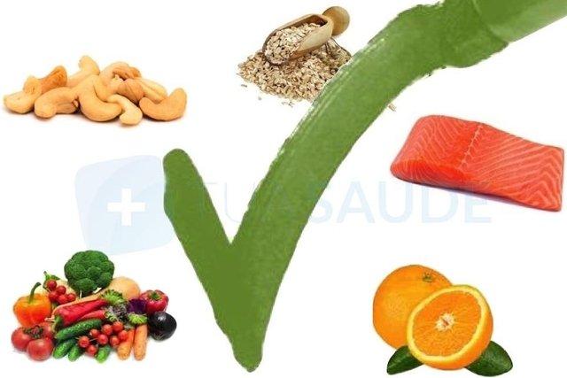 Alimentos que melhoram as hemorroidas