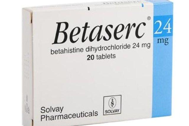 Betaistina (Betaserc)