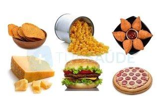 Alimentos industrializados ricos em ssódio