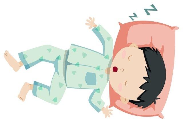 O que fazer para seu filho dormir melhor