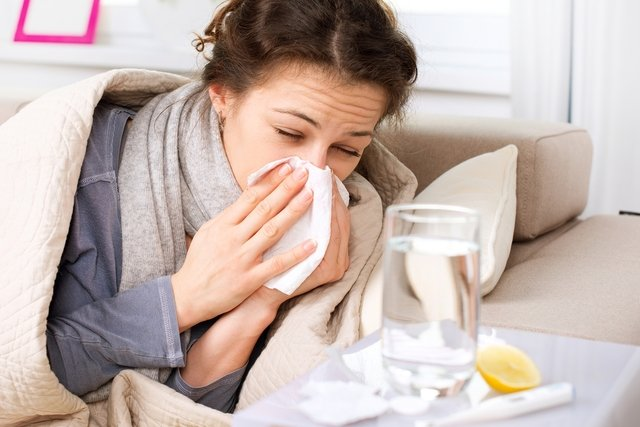 Quais os sintomas e complicações da infecção respiratória