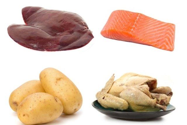 vitamina b6 en que alimentos se encuentran