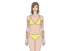 Como fazer a drenagem linfática no corpo