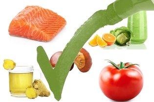 Alimentos que melhoram a enxaqueca