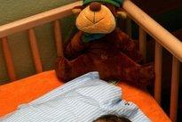Dormir com um bonequinho