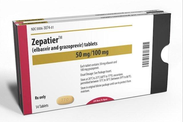 Zepatier - Remédio para Hepatite C