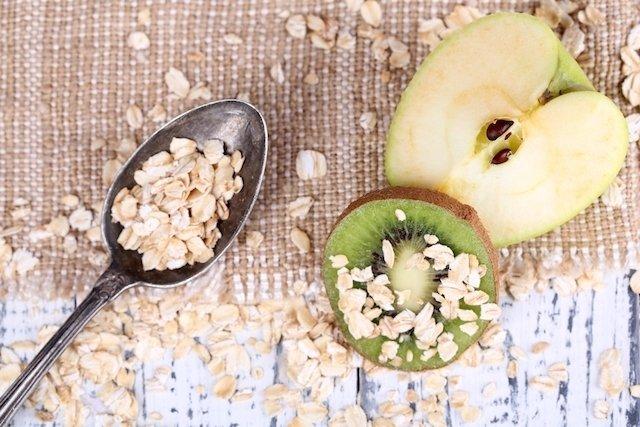 5 receitas de overnight oats para emagrecer e desinchar