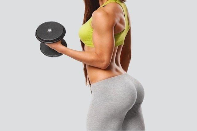 como adquirir masa muscular naturalmente