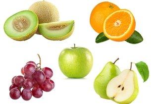 Frutas que devem ser ingeridas