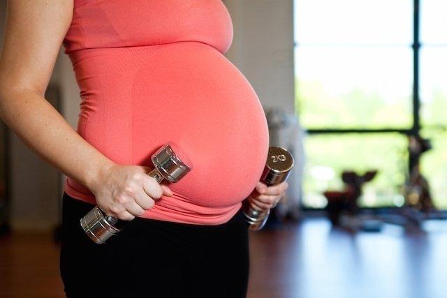 20 semanas de síntomas de diabetes en el feto