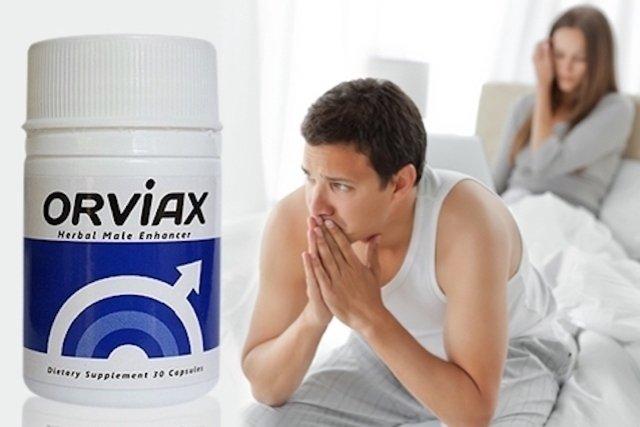 Orviax - Remédio Natural para Impotência