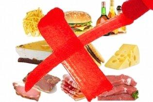 Alimentos proibidos na cirrose hepática