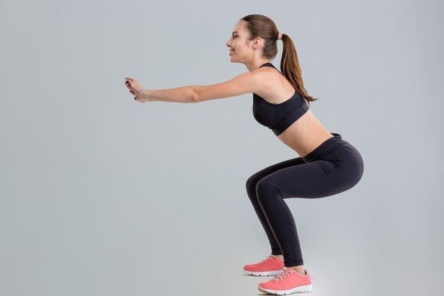 Benefícios do agachamento e como fazer