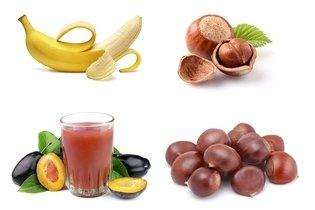 Outros alimentos ricos em vitamina B6