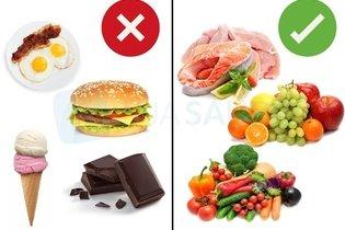 Fazer uma alimentação saudável