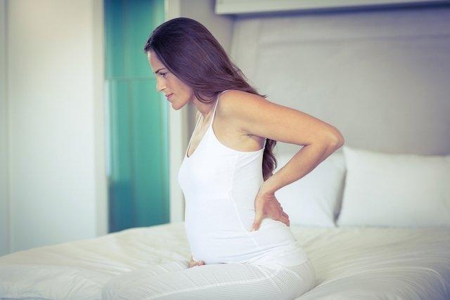 O que fazer para eliminar os gases na gravidez