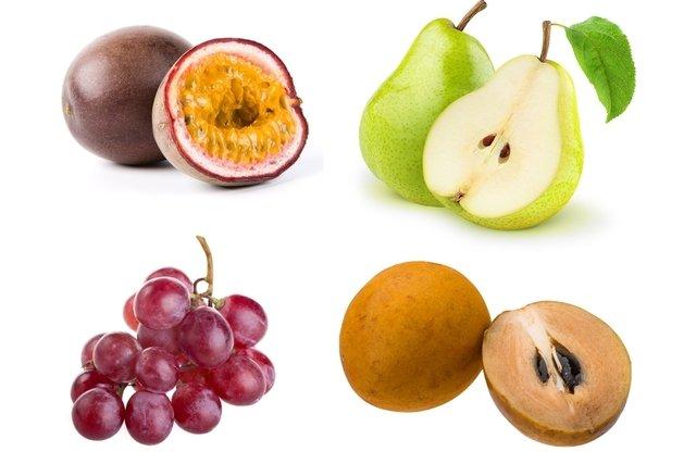 quais sao as comidas com mais fibras