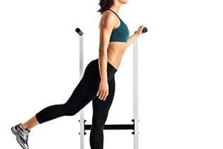 Exercício 1: Balançar as pernas
