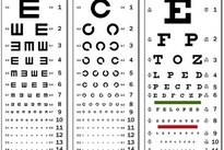 Exame da acuidade visual