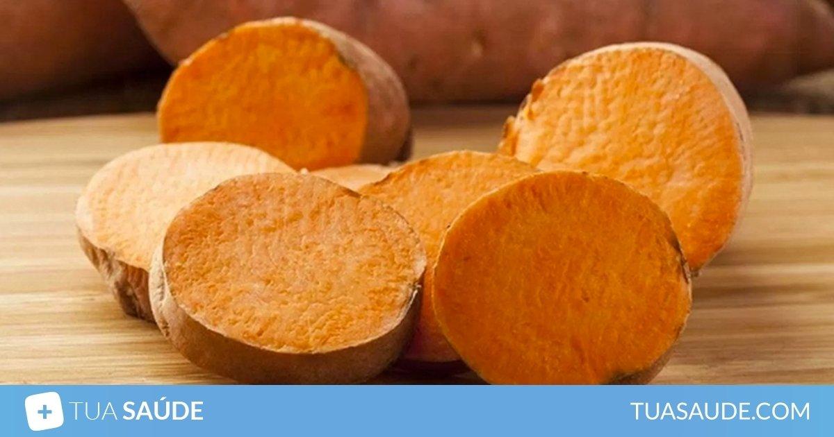 Frita batata doce calorias de