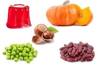 Alimentos ricos em Glicina
