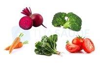 Aumentar o consumo de vegetais crus