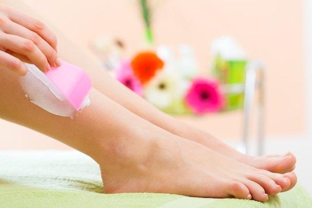 5 dicas para usar o creme depilatório corretamente