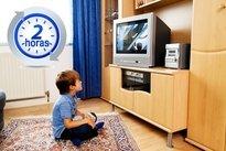 Deixar assistir tv até 2 horas por dia