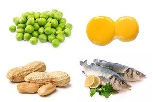 Outros alimentos ricos em Lisina