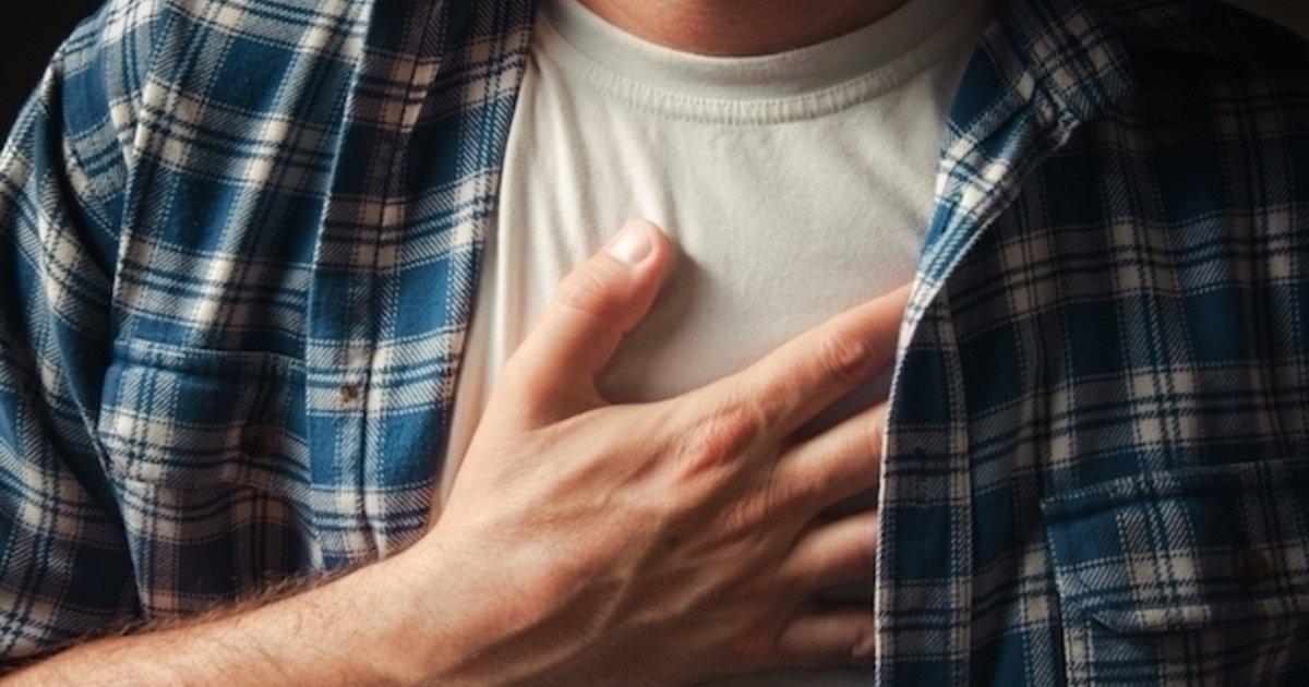 cansancio falta de aire dolor en el pecho